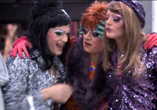 Фильм про трансвеститов скрытую камеру