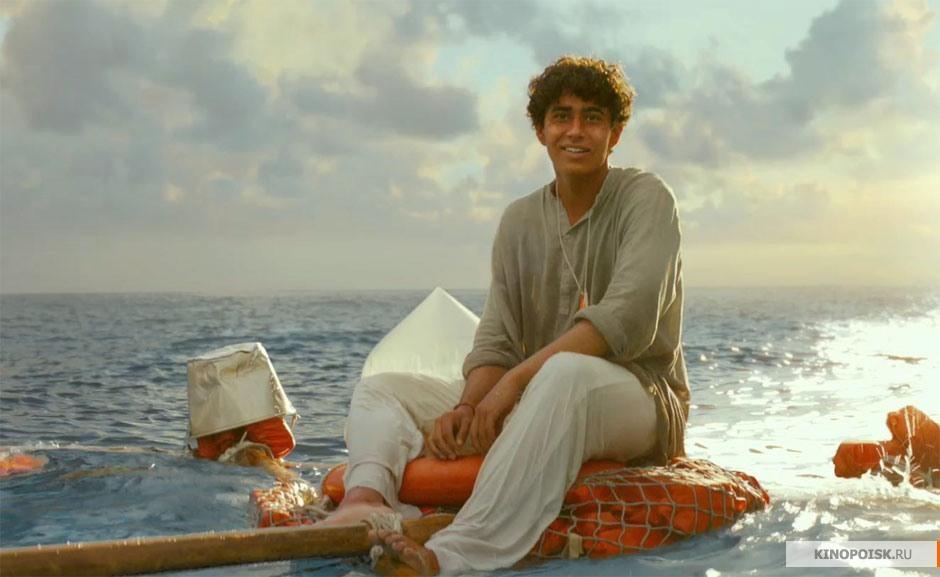индийский фильм про мальчика и тигра в лодке