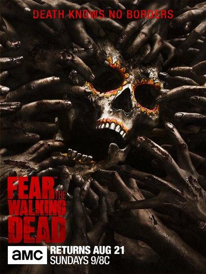 бойтесь ходячих мертвецов 2 сезон скачать на телефон