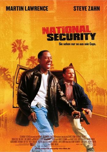 Национальная безопасность/National Security (2003 DVDRip)